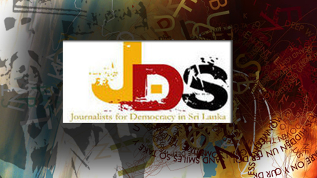 Journalists for Democracy in Sri Lanka